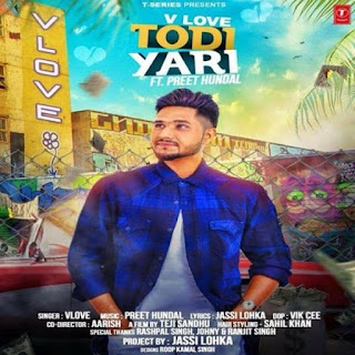 Todi Yaari Lyrics