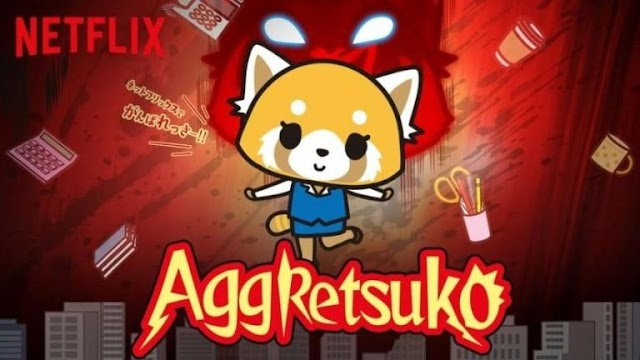 Download Aggretsuko Season 1 Complete 480p All Episodes