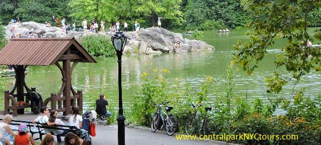 central park tours & bike rentals - Central Park NYC Tours