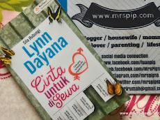 Review Novel : Cinta Untuk Disewa (by Lynn Dayana)