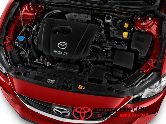 Động cơ xe Mazda 6