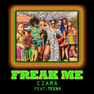 Ciara ft Tekno - Freak me