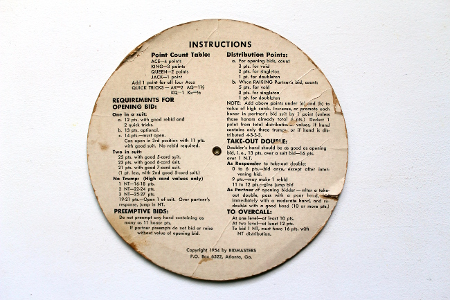 auction bidding wheel