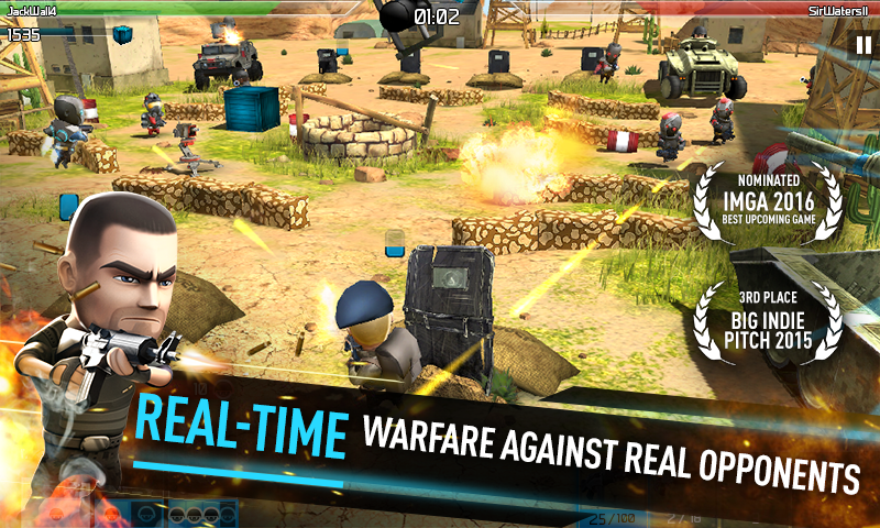 WarFriends PvP Shooter Game MOD APK