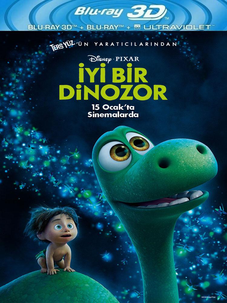 İyi Bir Dinozor (2015) 3D Film indir