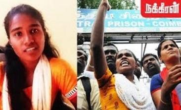 Student & Activist Valarmathi shares her Experience / Goondas Act