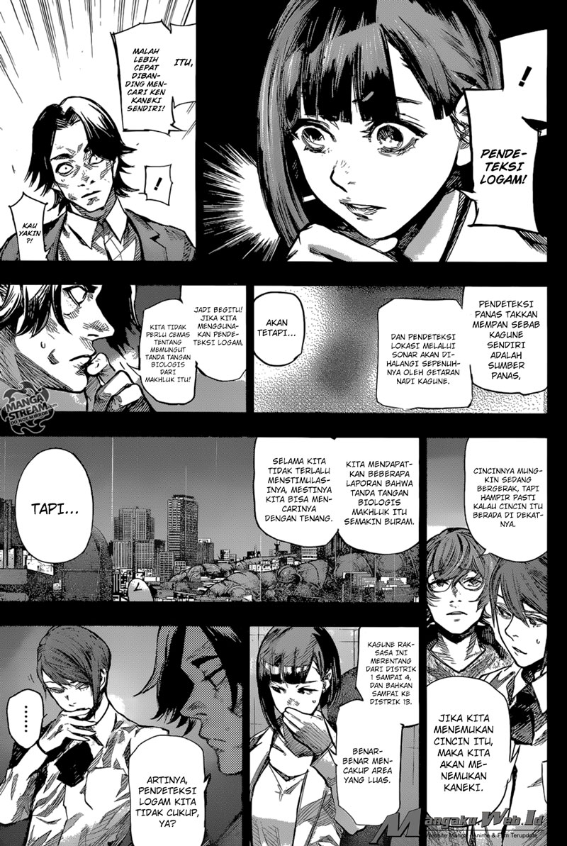 Tokyo Ghoul:re Chapter 152