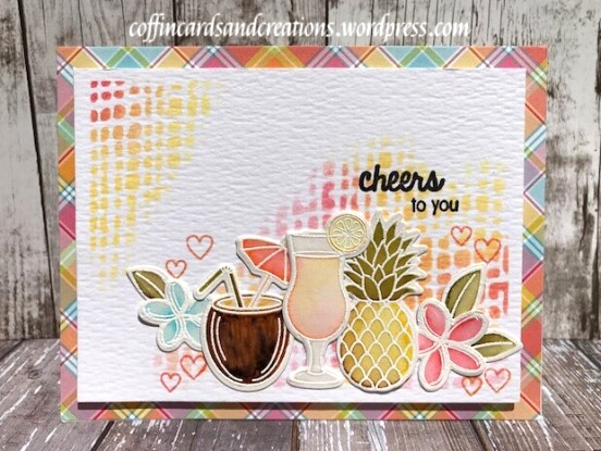 Sunny Studio Stamps: Sunny Saturday Customer Card Share by Coffin Cards & Creations