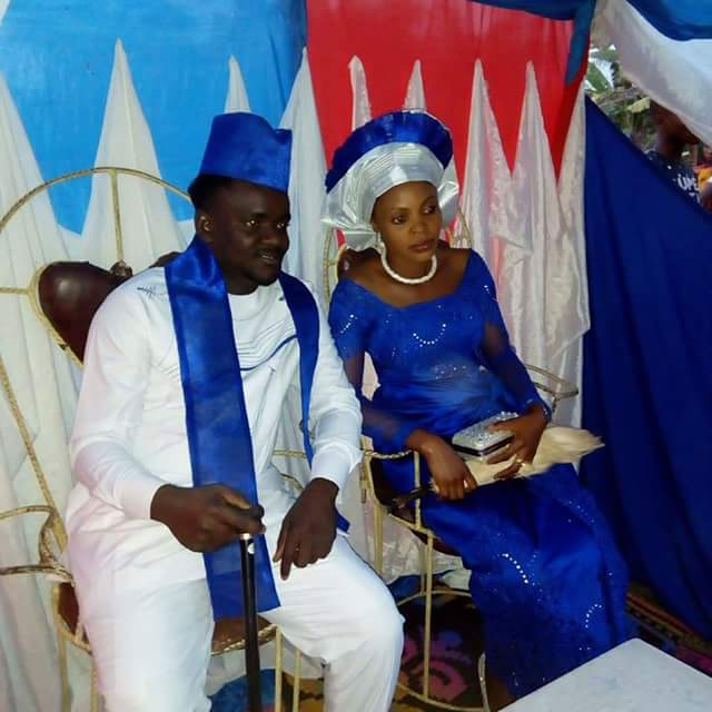 Couple escape death in car accident in Nassarawa two days after their traditional wedding