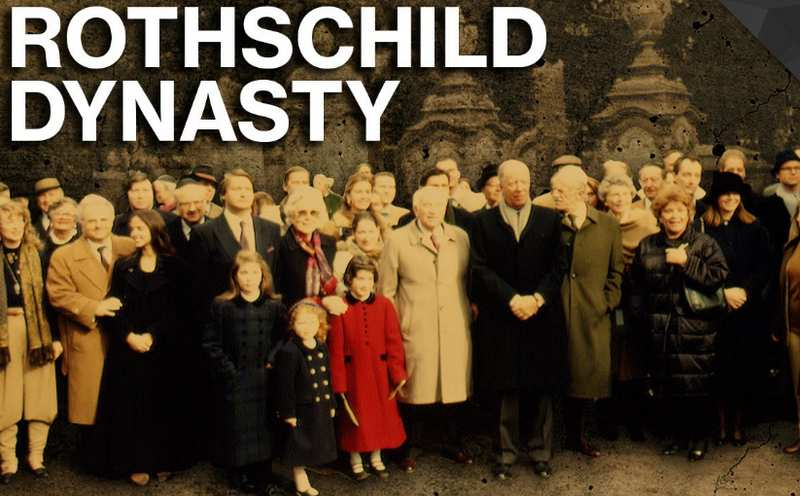 Kisah Dan Rahasia Sukses Rothschild Family