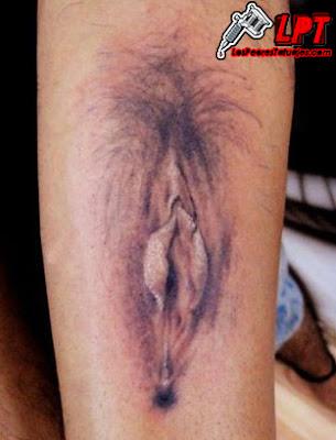 tatuaje vagina peluda