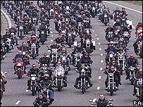 Motorcycle-Milepost: Wedding Chapel Trial in Vegas Begins