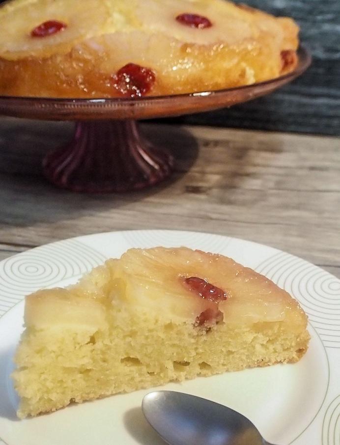 gâteau renversé à l'ananas, gâteau ananas, recette ananas, meilleur gâteau, recette exotique, gâteau moelleux, recettes sucrées, marmiton, hermé, cours de cuisine, chef, cadeaux gourmands