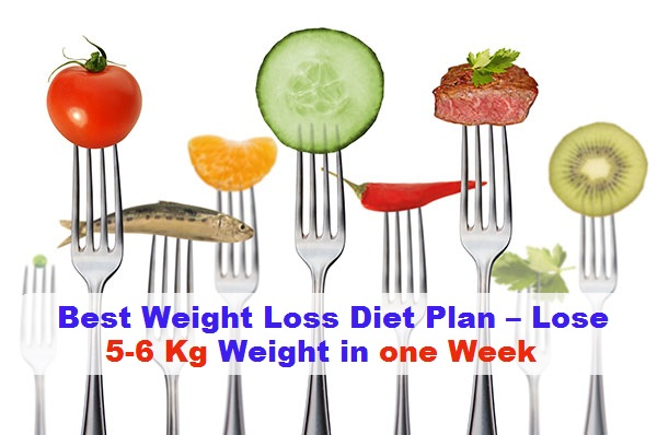 This Brilliant One-Week Diet Plan Can Help You Lose At Least 2 Kgs