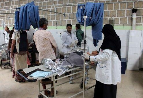 ONU denuncia muerte de 45 civiles por bombardeos en Yemen