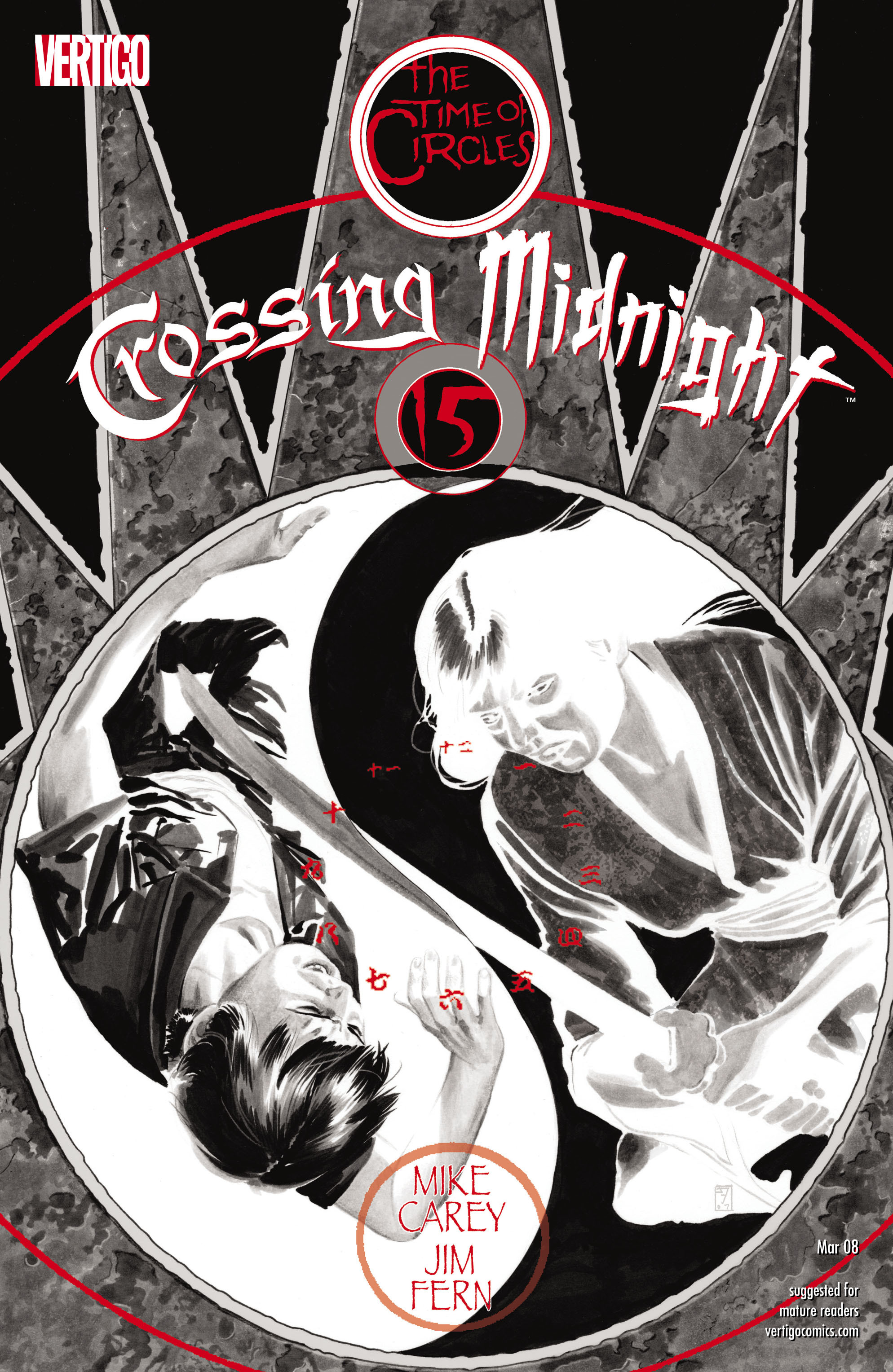 Crossing Midnight issue 15 - Page 1