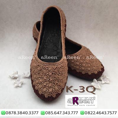 Sepatu Rajut aReen' ~ Kombinasi Warna, 085.647.343.777 (IM3) ~ 0822.4643.7577 (T-Sel)