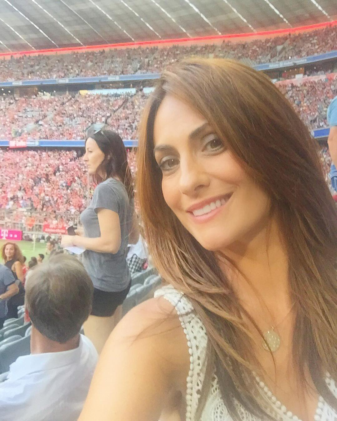 Nagore Aranburu, the beautiful wife of Xabi Alonso