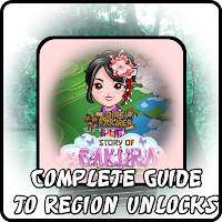FarmVille Story Of Sakura Farm Complete Guide to Region, Building and Crafting Unlocks