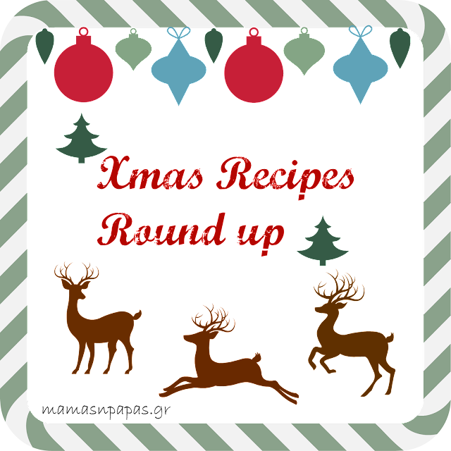 Xmas Recipes Round Up