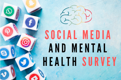 Social Media, Social Media and health, Social Media health survey, health survey, mental health survey,