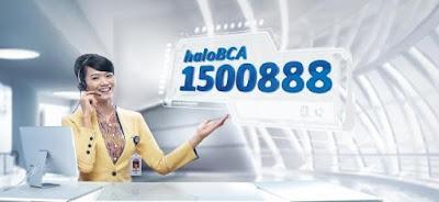 Mengetahui nomor rekening BCA lewat halo BCA