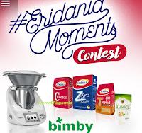 Logo Eridania Moments: vinci gratis un fantastico Bimby