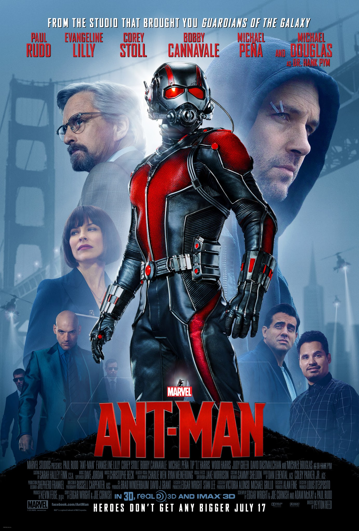 ant man film recenzja marvel plakat paul rudd