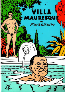 cover of Villa Mauresque