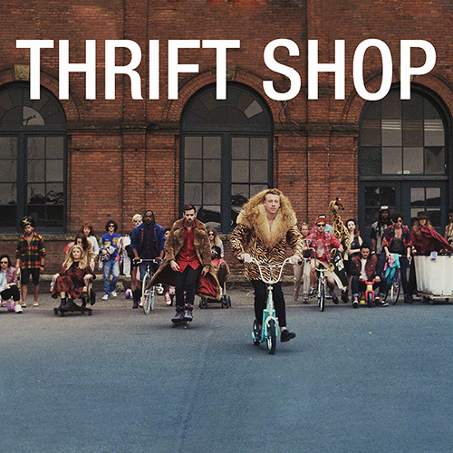 Weekend Song: Thrift Shop