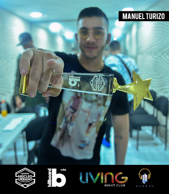 Manuel Turizo - Ganador