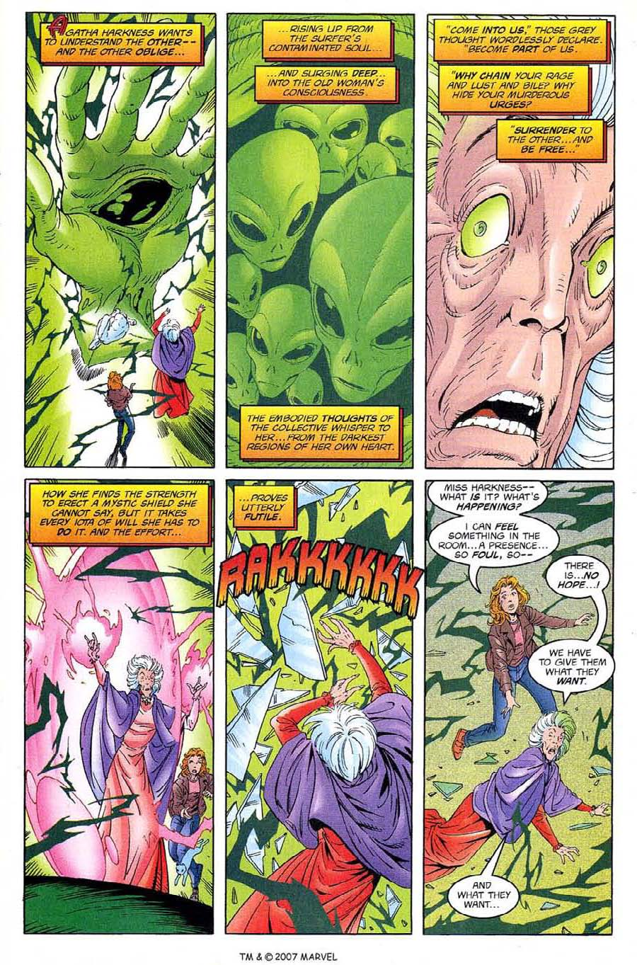 Read online Silver Surfer (1987) comic -  Issue #135 - 15
