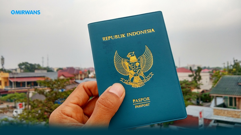 Here's the Reason Why Indonesia Passport Green, Examples of other countries that use the green color for the passport cover, the country with green passport color that refers to the religion in the country