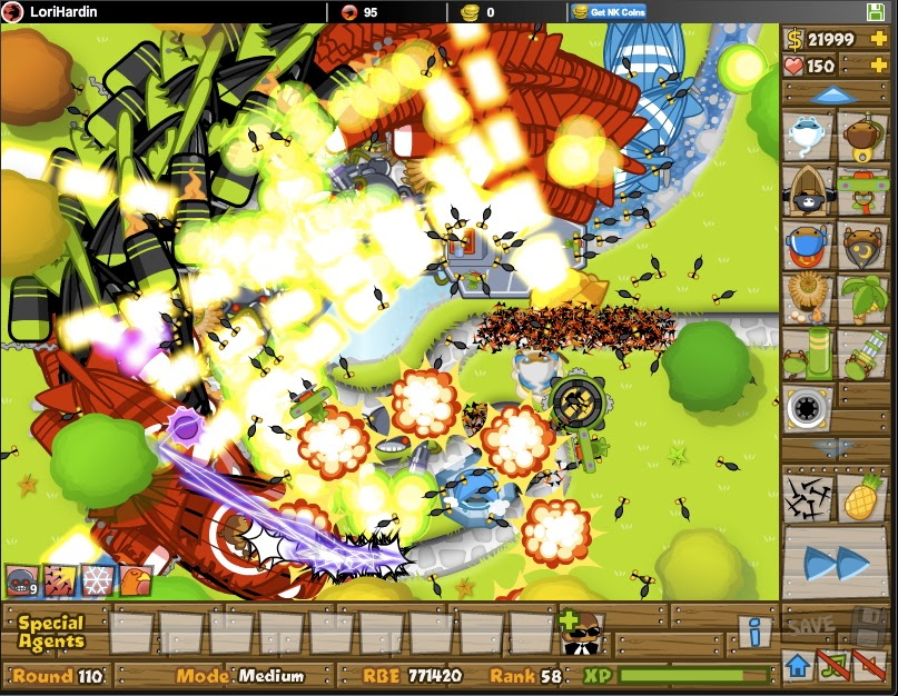 Bloons tower defense 4 at click to play bloons tower defense 4