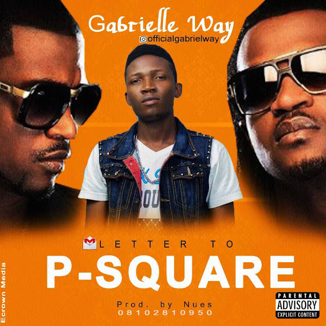 Gabrielle Way – Letter to P Square mp3made.com.ng