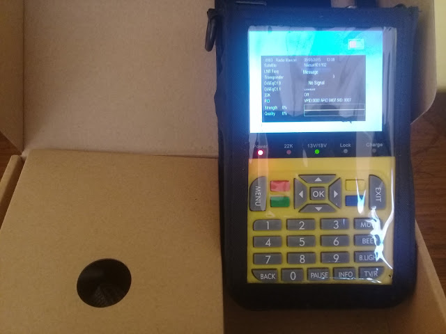 تحميل برنامج ضبط الدش Satellite Finder للكمبيوتربرابط مباشر