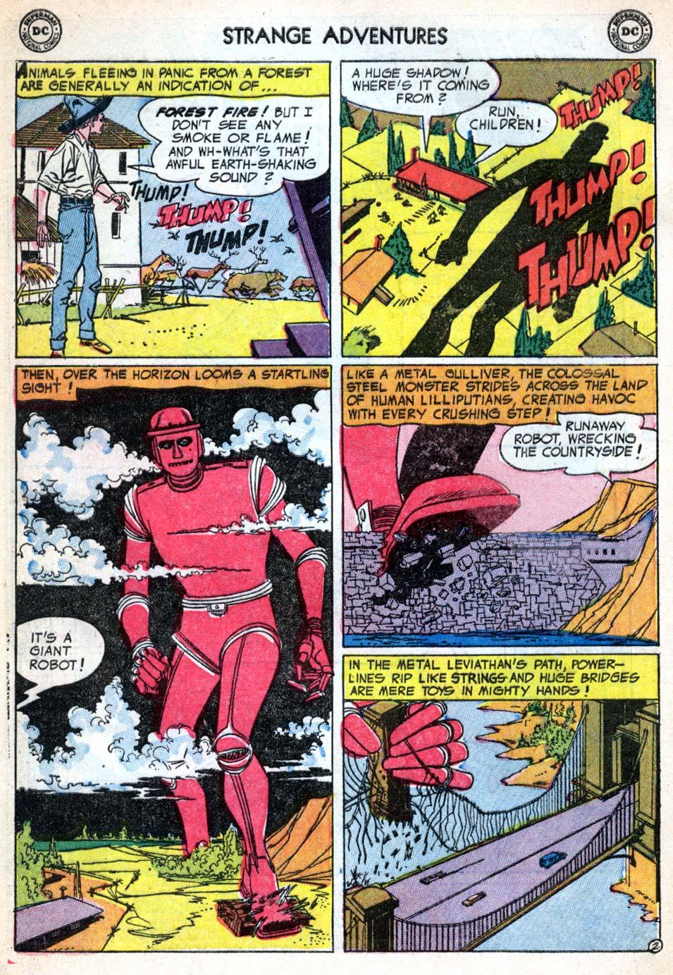 Strange Adventures (1950) issue 50 - Page 4