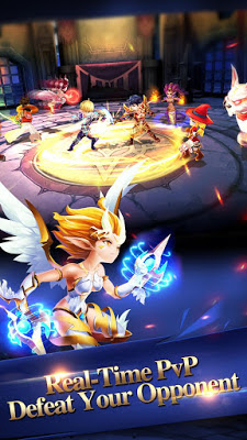 Paradise War Apk Global 3D ARPG v0.13.61 + Mod [Unlimited Money]3