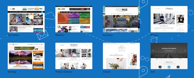 3 Situs Penyedia Template Blogger Premium Gratis