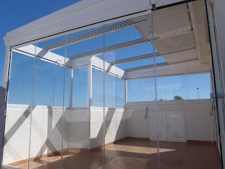 Fabricación e instalación de techos fijos