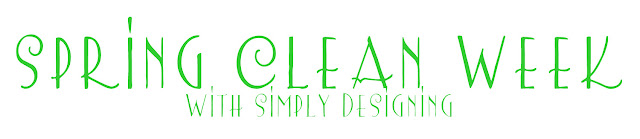 spring clean week logo {3} Fabulous DIY Cleaning Products You Must Make 8