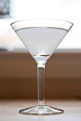 Twinkie martini cocktail