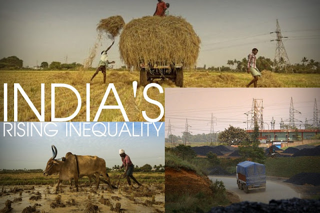 REPORT | India's Rising Inequality: Cause for Concern?