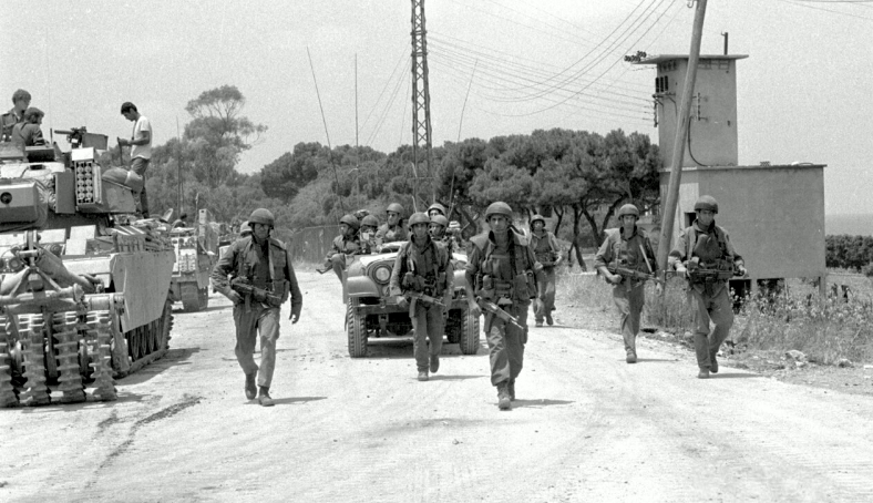 First Lebanon War: Background & Overview
