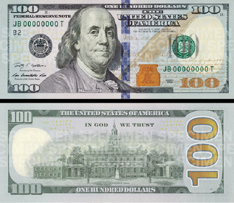 Looks Like Forging Notes Won T Be The Way I Make A Million Dollars Below Is New 100 Note