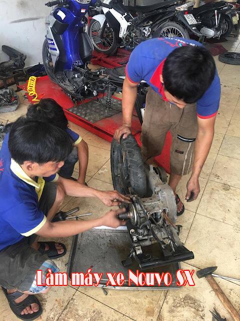 Khuyến mãi tri ân khách hàng sửa chữa xe trong tháng 10