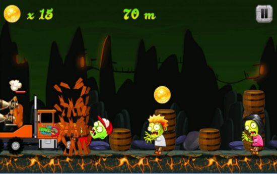 لعبة الهجوم على الزومبي Zombie Attack
