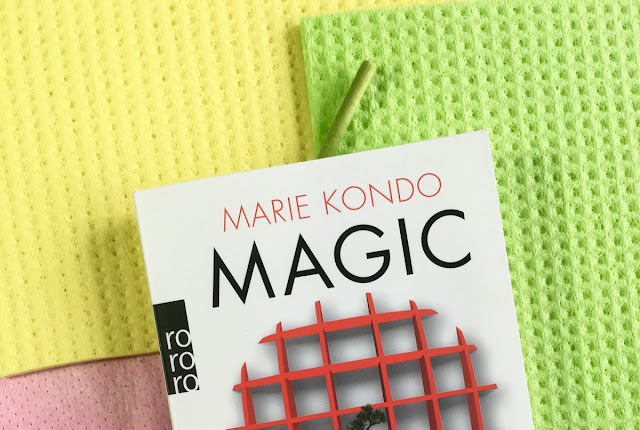 Magic Cleaning - Marie Kondo