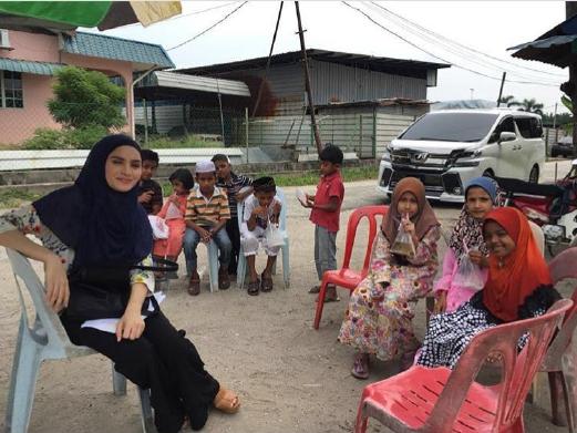 Hanez Suraya Kembali Berlakon Setelah Dua Tahun Menyepi