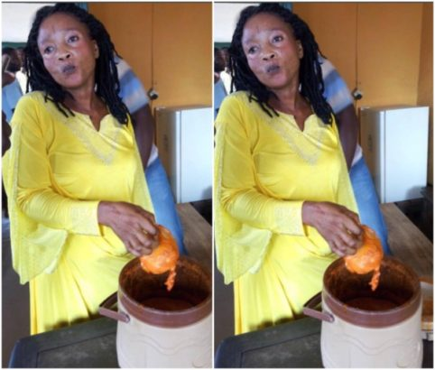 33 year old mother of two hides phone in soup for robber boyfriend in prison